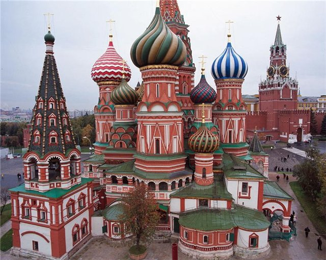 Image Result For Russian Architecture Renaissance