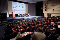 Graduation ceremony 2012 - I.M Sechenov First Moscow State Medical University -  English Medium Department.