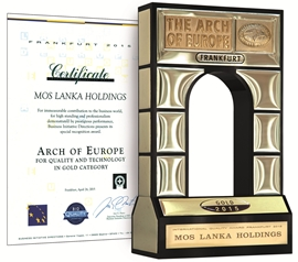 Mos-Lanka Holdings Recognized by BID