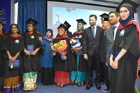 Graduation ceremony RNRMU - 2017